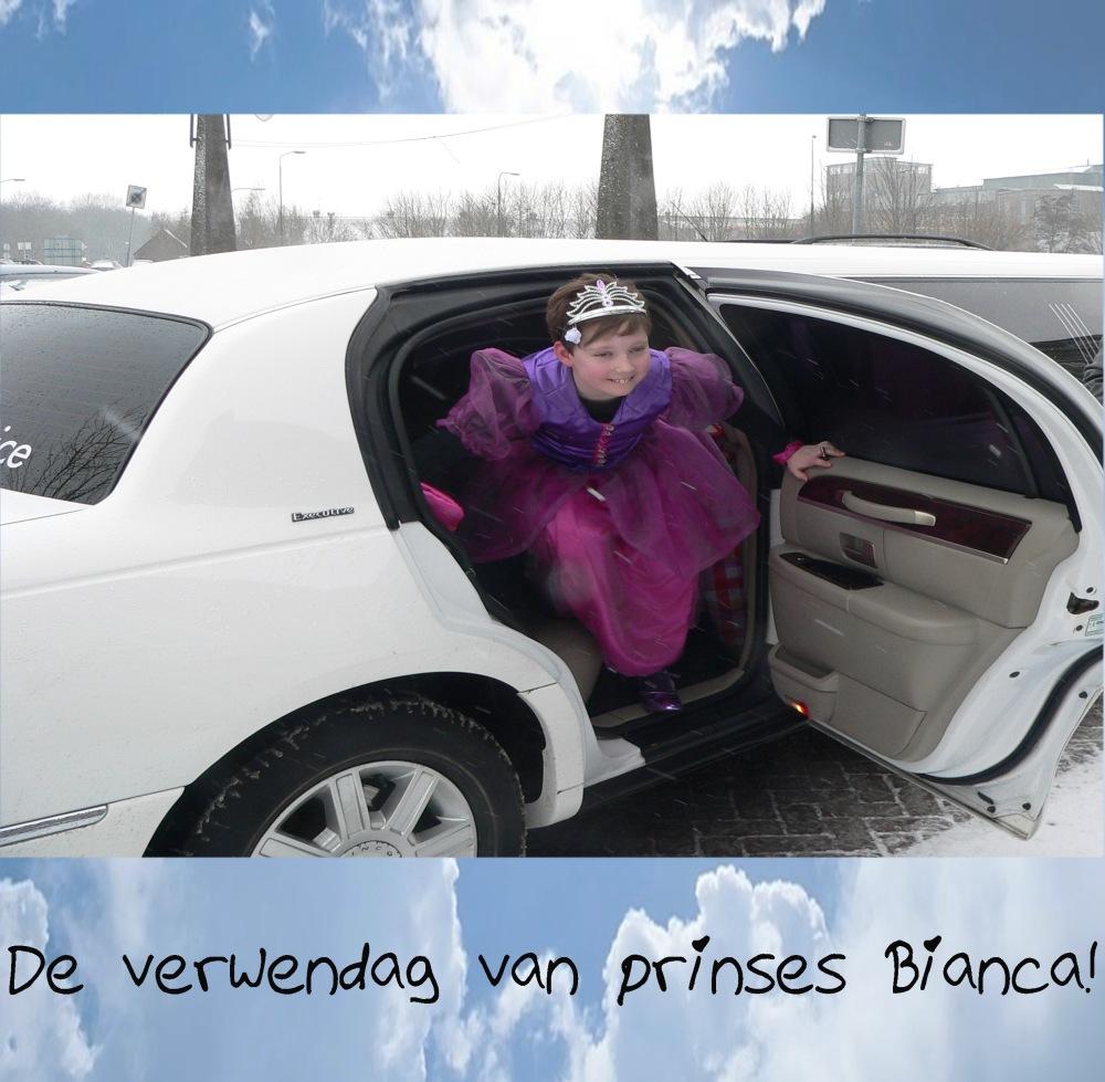 verwendag prinses bianca